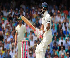 ind-vs-aus-virat-kohli-bat-got-a-new-look-in-sydne