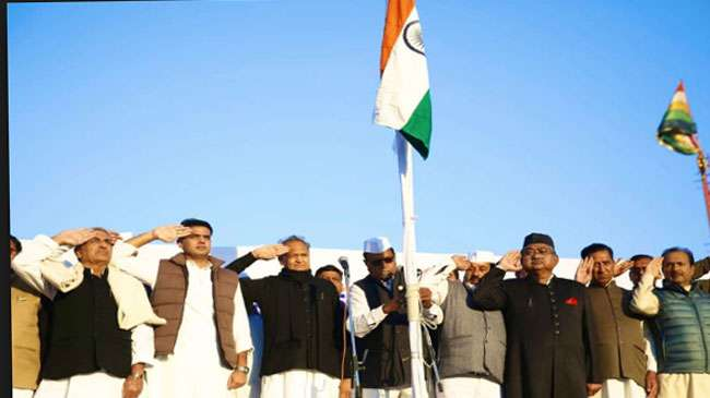 jaipur-gehlot-and-pilot-organized-flag-hoisting-re