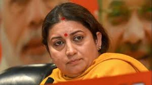 smriti-irani-files-nomination-bjp-uttar-pradesh-lo